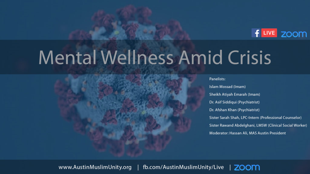 Mental Wellness Amid Crisis