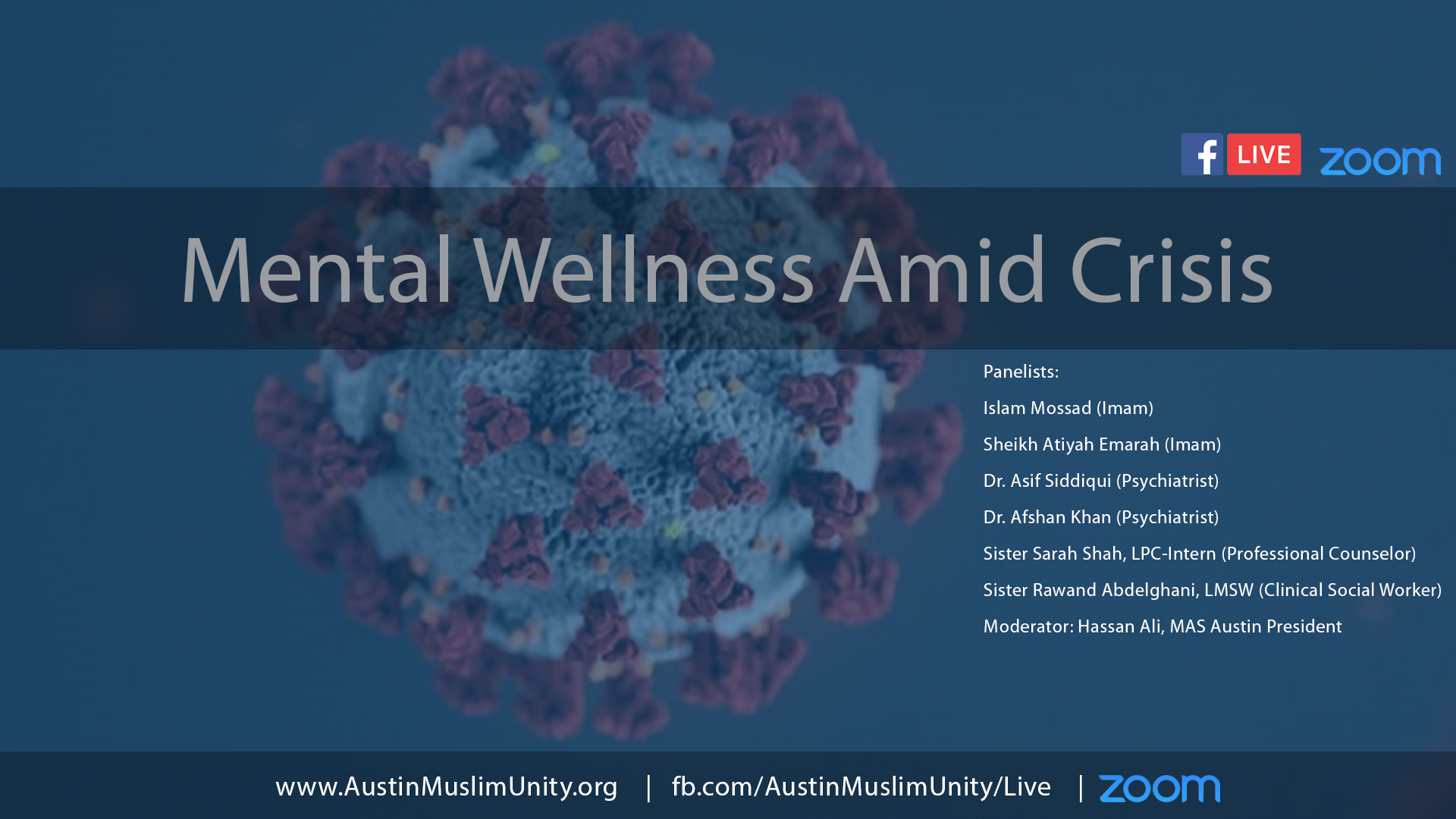 Mental Wellness Amid Crisis