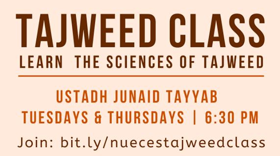 Tajweed Class